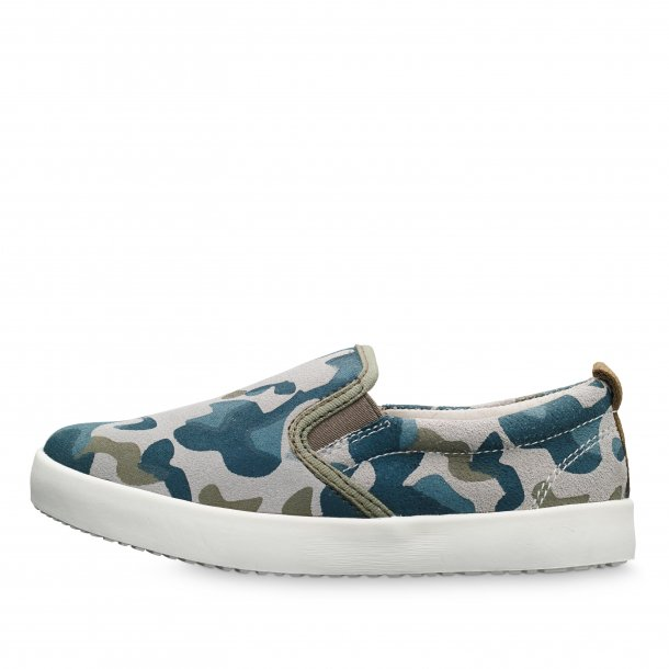 RUGGED GEAR - Slip on i camoflage.