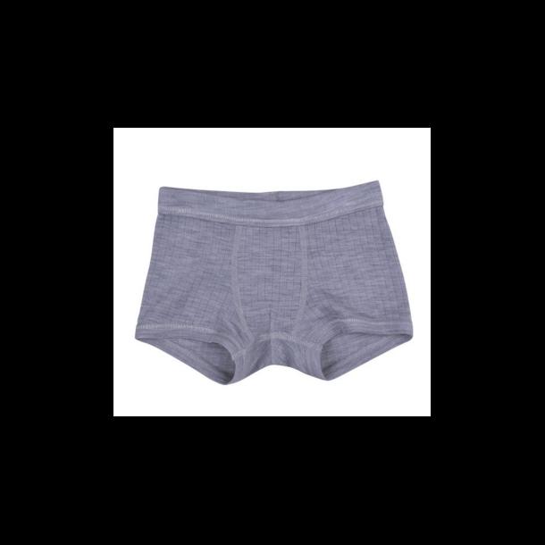 JOHA - Uld underbuks i grå
