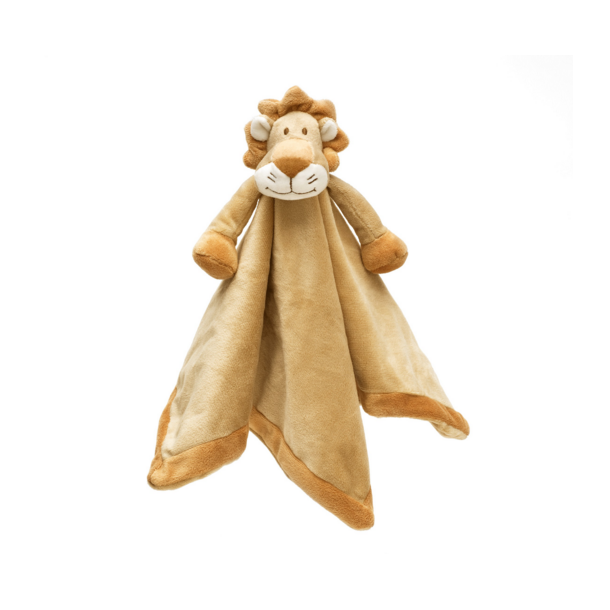 Nusseklud Løve