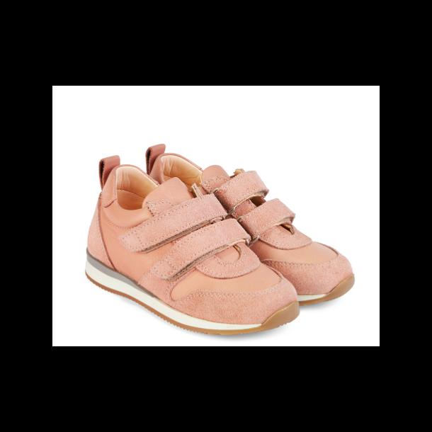 ANGULUS - Sneakers i Rosa/Fersken. Model 3256