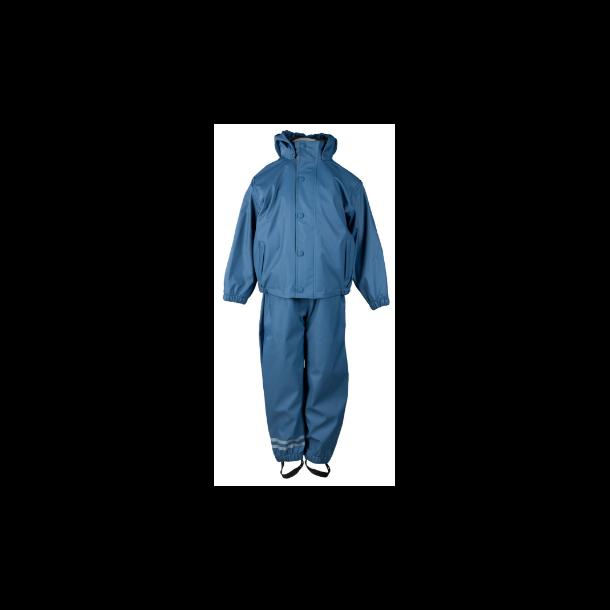 MIKKLINE - Regntøj i Dark Blue.
