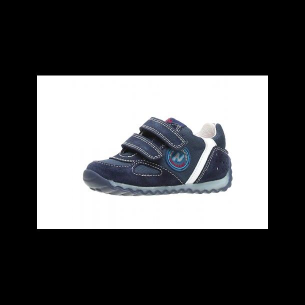 NATURINO - Sneakers i mørkeblå