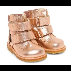 349c14207e6 ANGULUS - Begynder TEX støvle med uldfoer i lyskobber/rosa. Model 2025