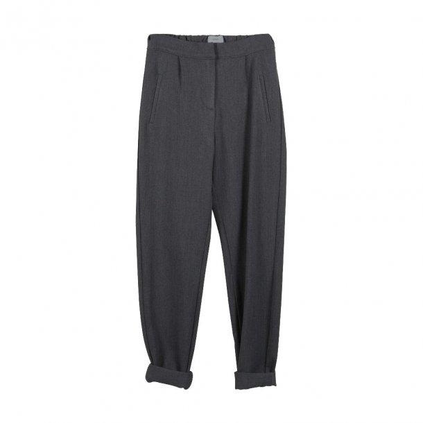GRUNT - Bukser i dark grey..
