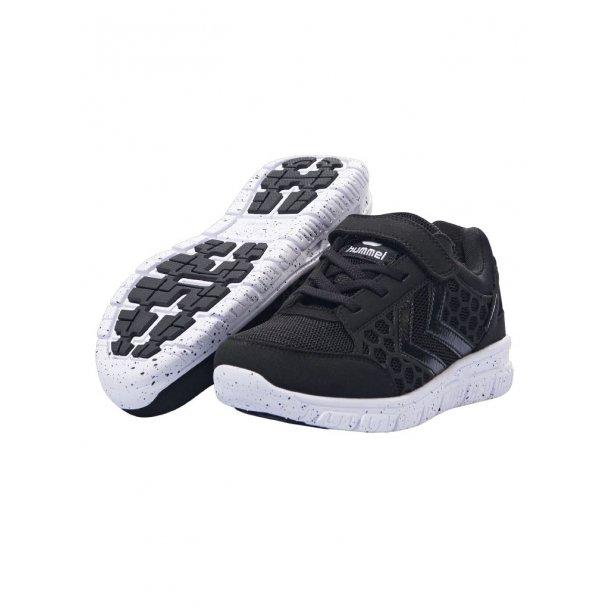 HUMMEL - Sneakers crosslite waterproof i sort