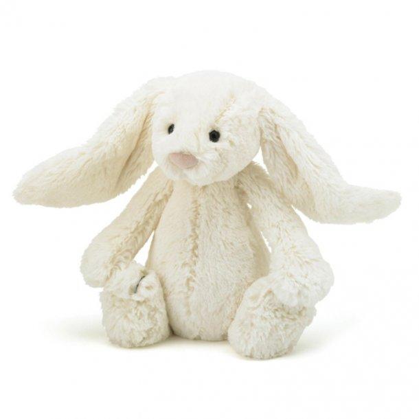 JELLYCAT - Bashful kanin i Cream. 31cm