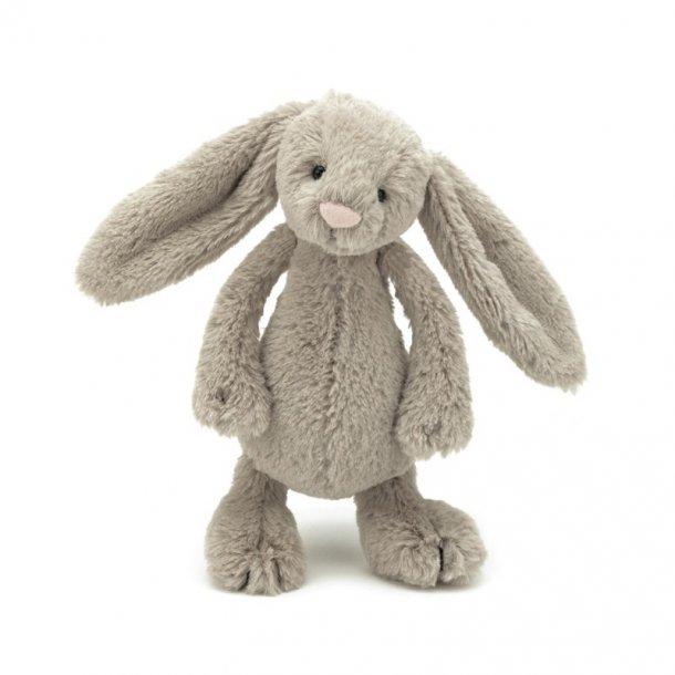 JELLYCAT - Bashful kanin i Beige. 18cm