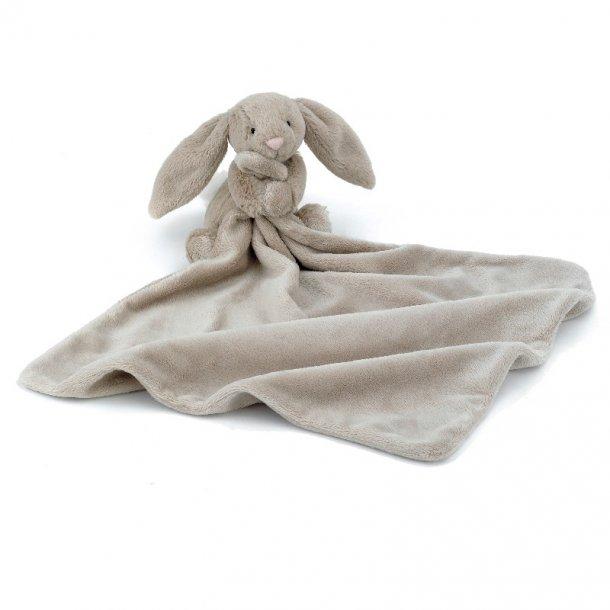 JELLYCAT - Nusseklud kanin i beige