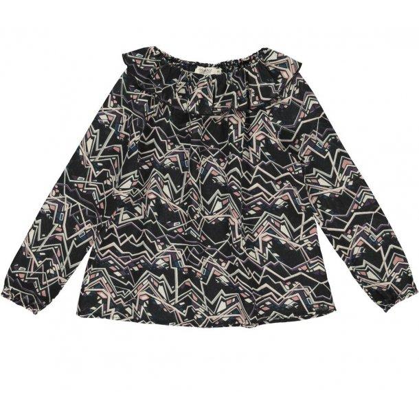 MAR MAR - Skjorte i Totem zigzag. Tracy..