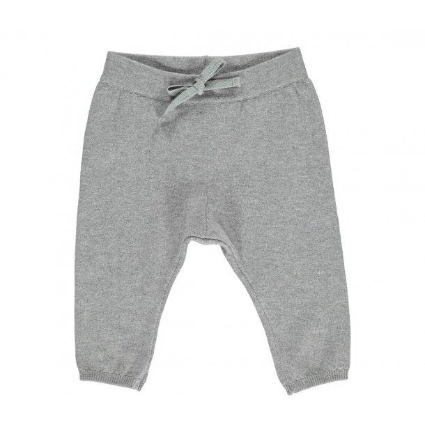 MAR MAR - Bukser i uld i Grey Melange. Pilu..