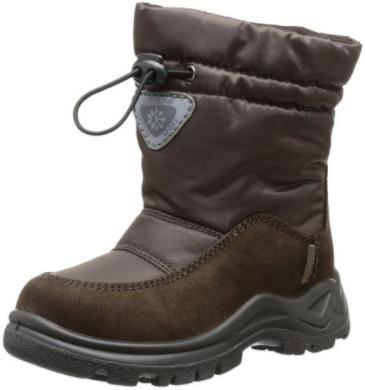 535a18a61318 NATURINO - Stik i støvle i brun med uldfoer og TEX - Støvler - Karl    Kalinka
