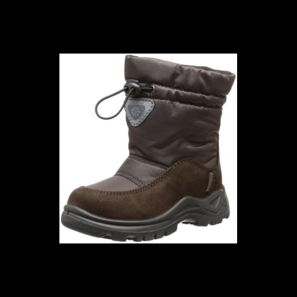 a28c0a5895e8 NATURINO - Stik i støvle i brun med uldfoer og TEX - Støvler - Karl ...