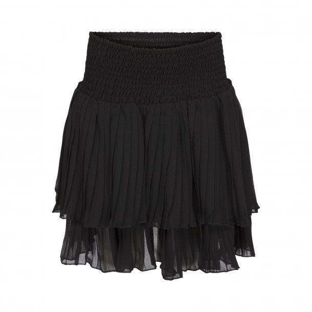 SOFIE SCHNOOR - Nederdel i sort..