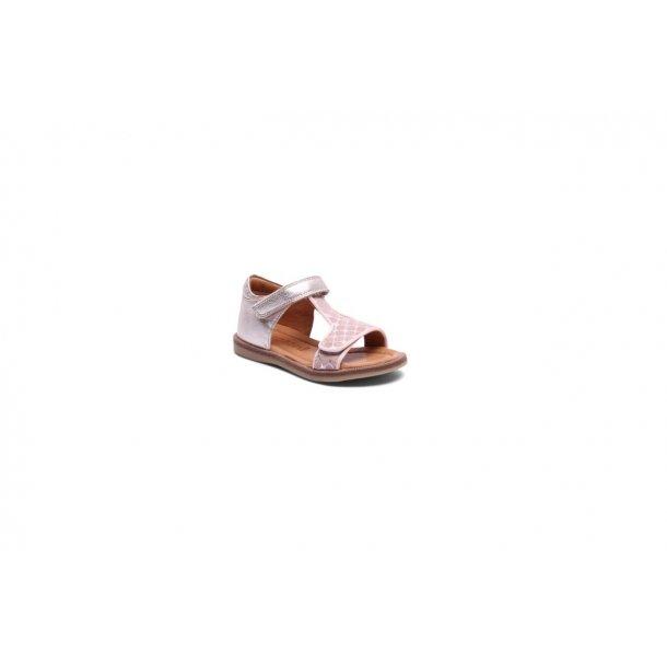 BISGAARD - Sandal i rose dots