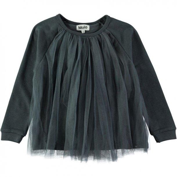 MOLO - Sweatshirt med tyl . Mallorie..