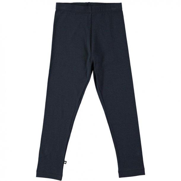 MOLO - Leggings i mørkeblå. Nica