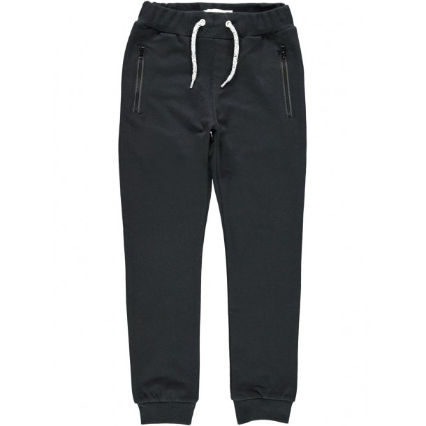 9cd8ddebf0b NAME IT - Joggingbukser i black. Basic - Bukser - Karl & Kalinka