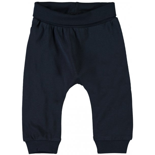 NAME IT - Babybukser i navy. Organic