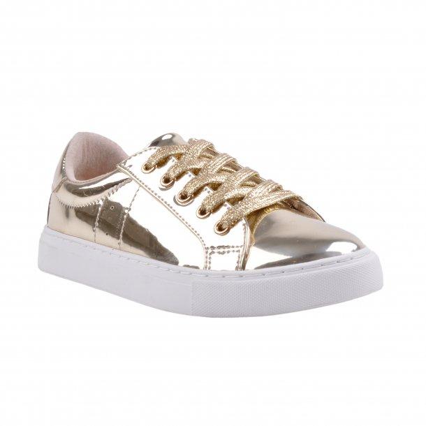 SOFIE SCHNOOR - Sneakers i guld