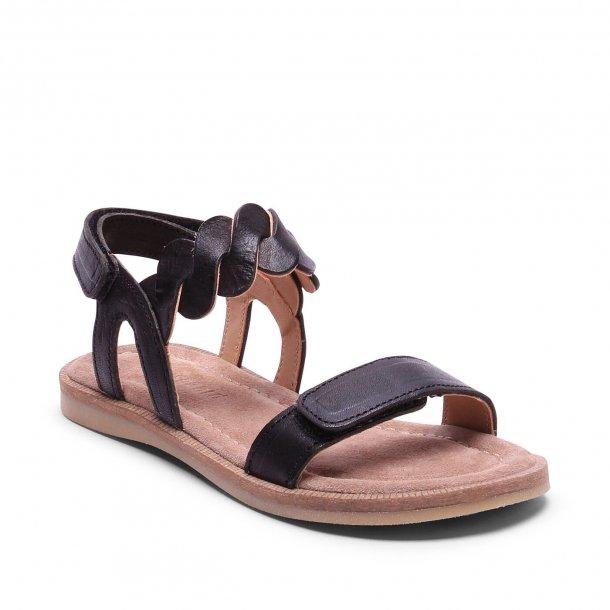 BISGAARD - Sandal i sort..