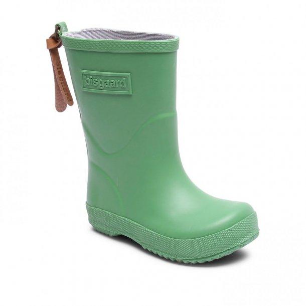BISGAARD - Gummistøvle i lys grøn.