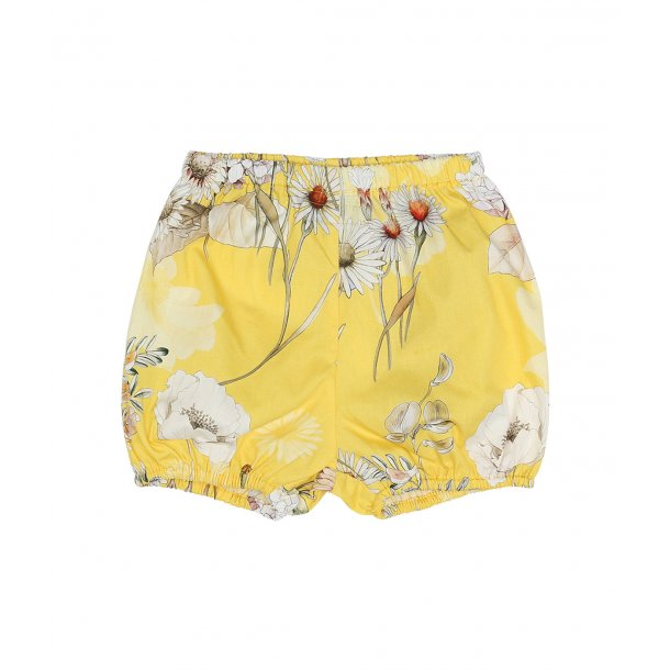 ROHDE - Baby bloomers i gulblomstret