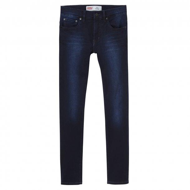 LEVIS - Jeans i mørk denim. Model 512 Dreng.