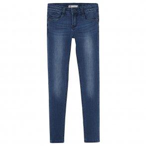 ba88cd5a LEVIS - Jeans i blå vask Pige. Model 711