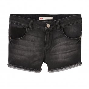 824deedb LEVIS - Shorts i sort vask. Pige. Moon