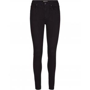 774edc42 LEVIS - Jeans i sort vask Pige. Model 721 High rise skinny