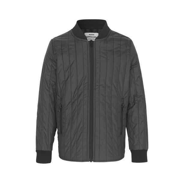 33fd871447f MADS NØRGAARD - Quiltet jakke i sort - Jakker - Karl & Kalinka