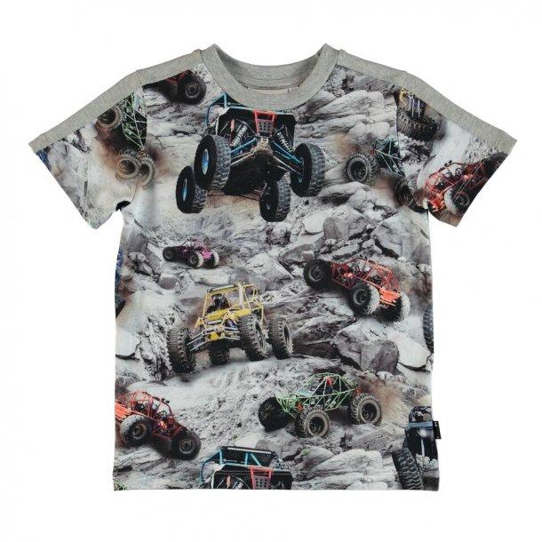 1fb40a4e7d4 MOLO - T-shirt med print offroad buggy. Rishi - Bluser - Karl & Kalinka