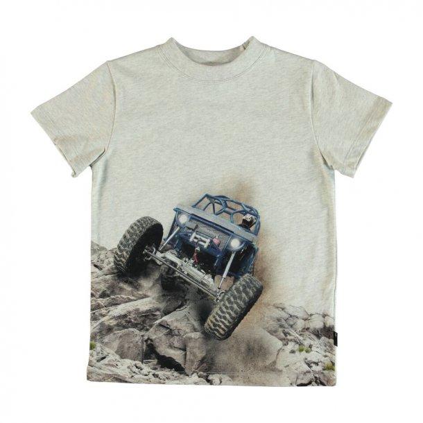MOLO - T-shirt med print buggy. Road