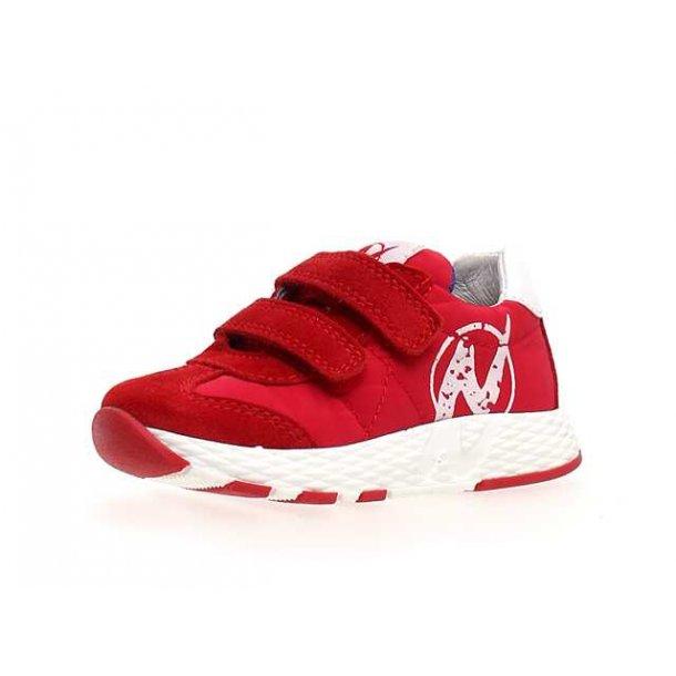 NATURINO - Sneakers i rød. Lewis