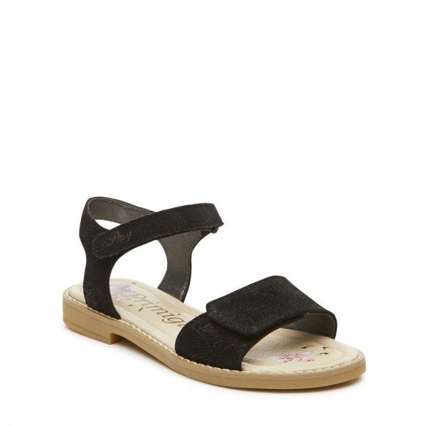 PRIMIGI - Sandal åben model i sort