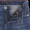 TOMMY HILFIGER - Jeans i blå vask. Scanton
