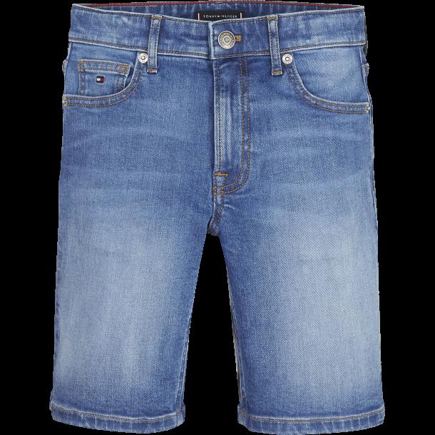 TOMMY HILFIGER - Shorts i denim stretch