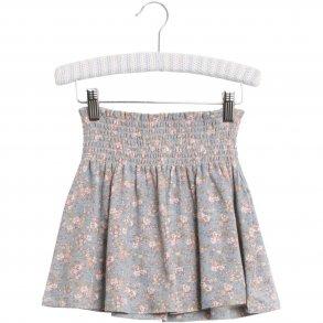 fd89e6313fdb WHEAT - Nederdel i blød jersey i blomstret. Yrsa