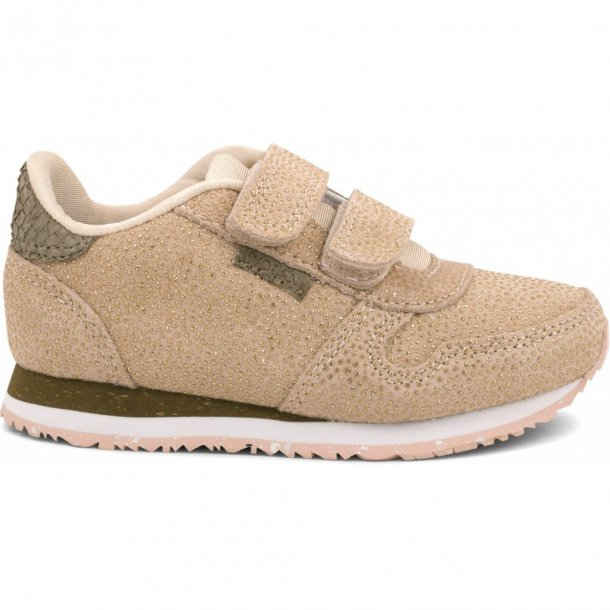 WODEN - Sneakers i English rose pearl