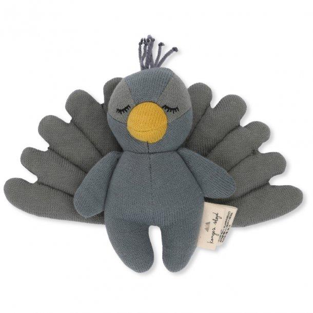 KONGES SLØJD - Rangle i mini peacock