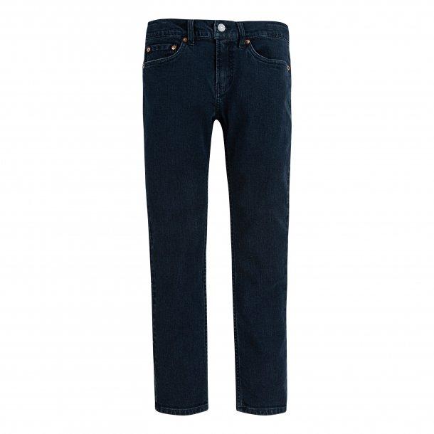 LEVIS - Jeans i blå vask. Model 512. Tune out. Ny Dreng