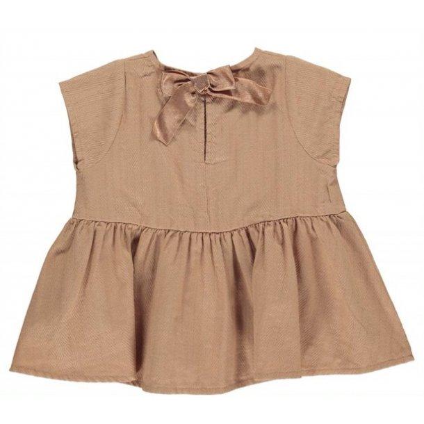 MAR MAR - Baby skjorte i rose brown. Tiora