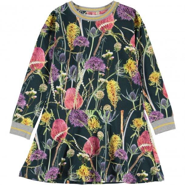 MOLO - Kjole med blomster. Conny