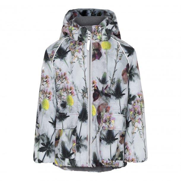 MOLO - Ski-jakke i Frozen flowers. Pearson