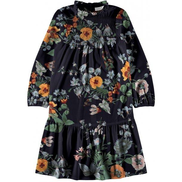 NAME IT - Kjole med store blomster