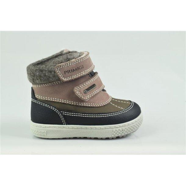 PRIMIGI - TEX støvle i rosa-brun