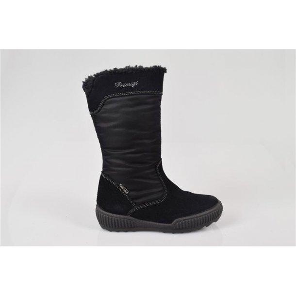 PRIMIGI - Lang sort TEX støvle
