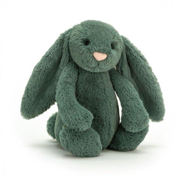 JELLYCAT - Bashful kanin i Forest 31cm