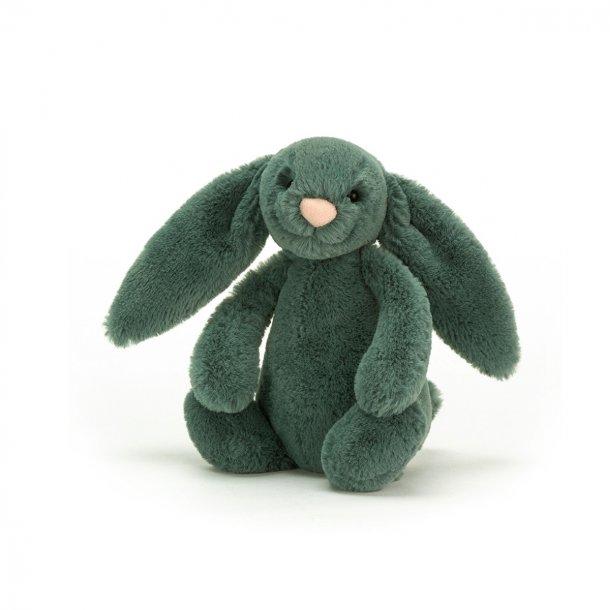 JELLYCAT - Bashful kanin i Forest 18 cm