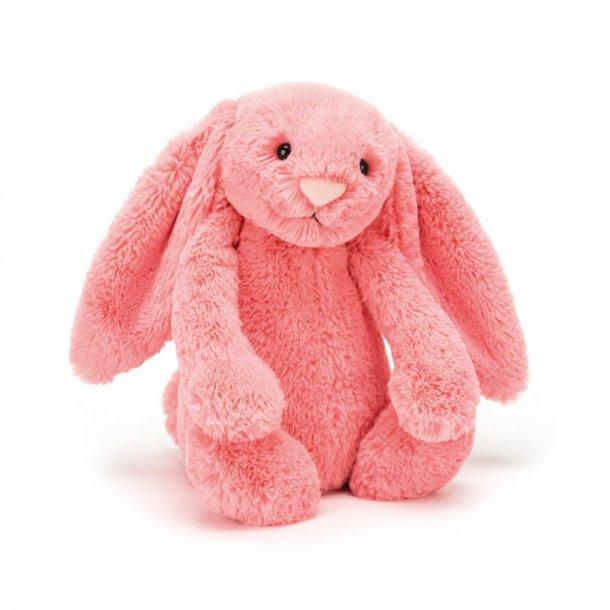 JELLYCAT - Bashful kanin i Coral 31 cm
